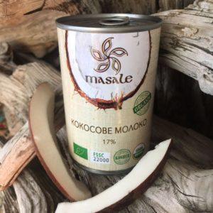 кокосовое молоко органик