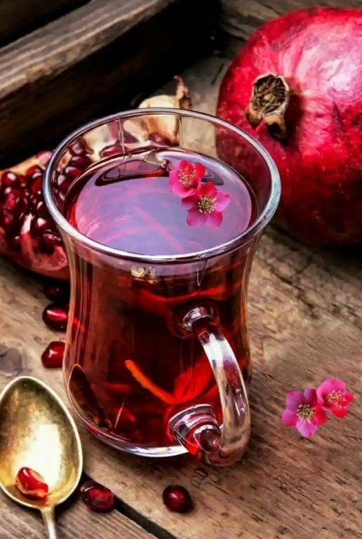 кровавая луна согревающие чаи с пряностями