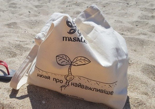 сумка для домашнего обихода эко