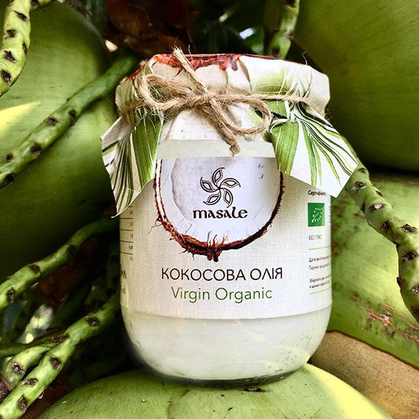 кокосовое масло органическое