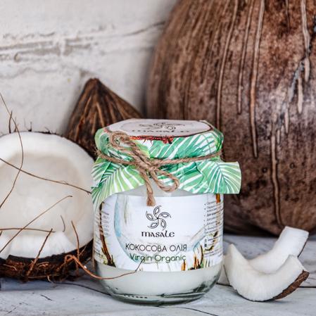 скрабы на основе кокосового масла