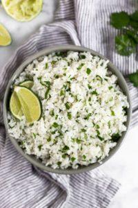 Рисовая каша на кокосовом молоке