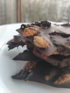 чорний шоколад готуємо вдома
