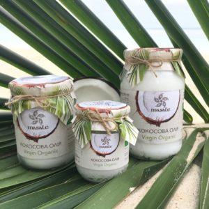 кокосовое масло маркировка