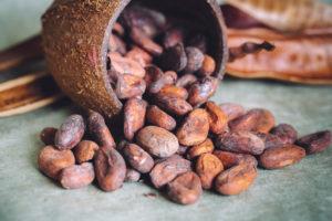 какао-бобы какао-продукты суперфуд