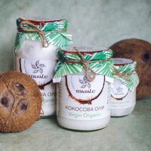 кокосовое масло органическое маркировка