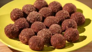 имбирные шарики конфеты