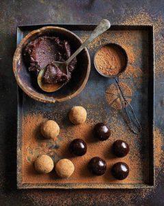 сухофрукты полезные домашние конфеты