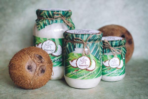 индийское кокосовое масло скрабы для тела