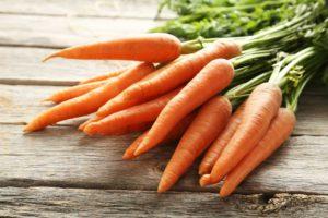пряный морковный суп