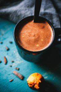 необычные рецепты горячий какао