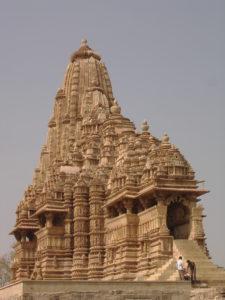 Мандрівки Індією. храмовий комплекс Кхаджурахо